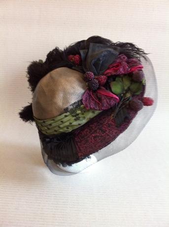 CONFESSIONS- 1830s Prostitutes Hat