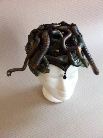 CONFESSIONS- Medusa Headpiece