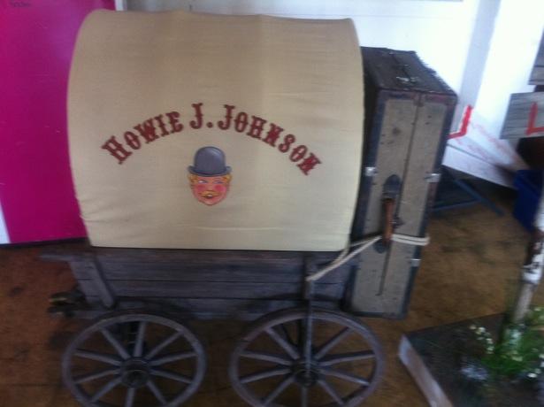 HIGHNOON-Wagon